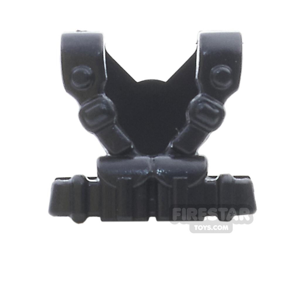 BrickWarriors - Italian Suspenders - Black