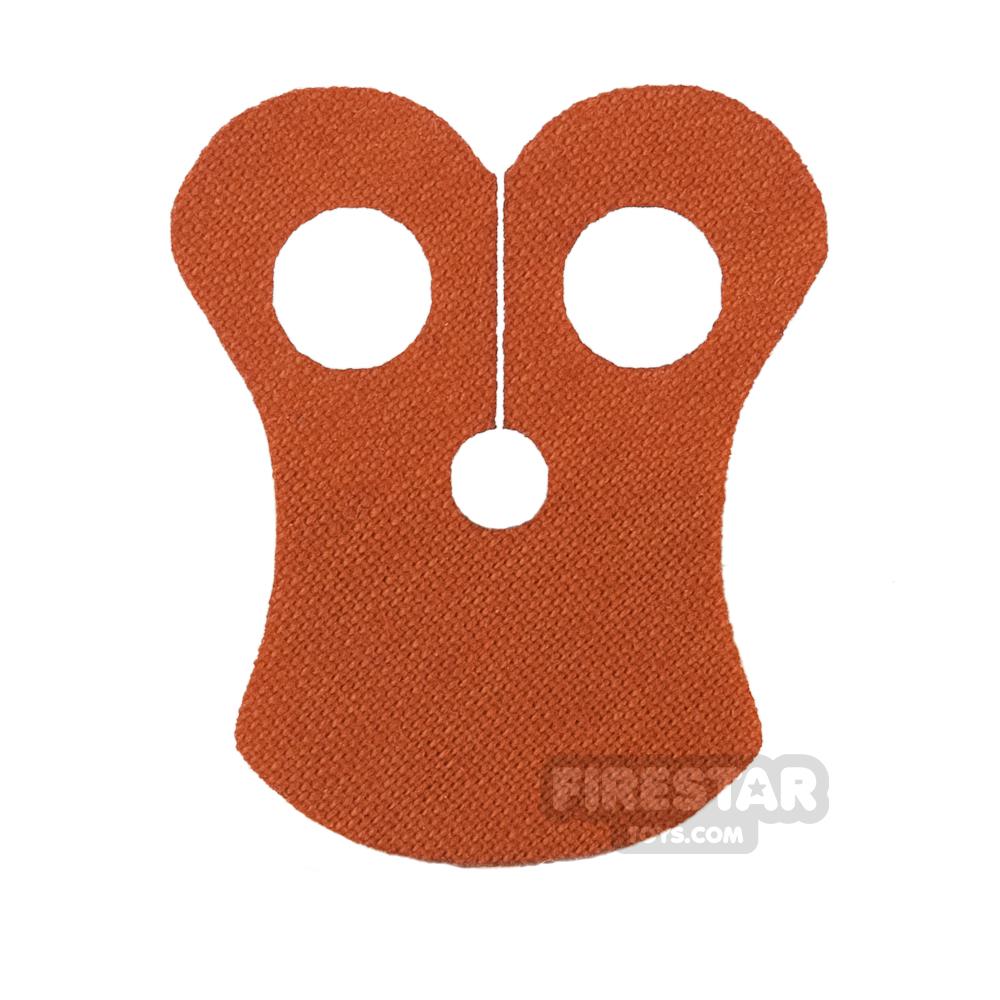 Custom Design - Pauldron - Burnt Orange