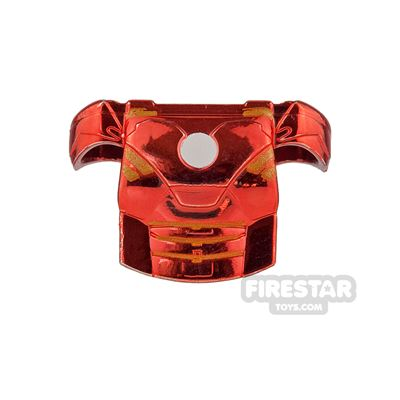 Clone Army Customs - MK Armour - Chrome Red and Gold