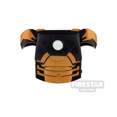 Clone Army Customs - MK Armour - Black and Gold