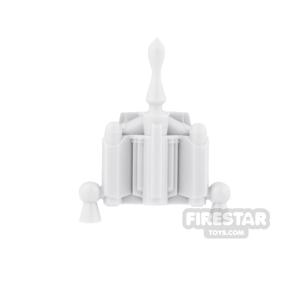 Clone Army Customs - Hunter Jet Pack - White