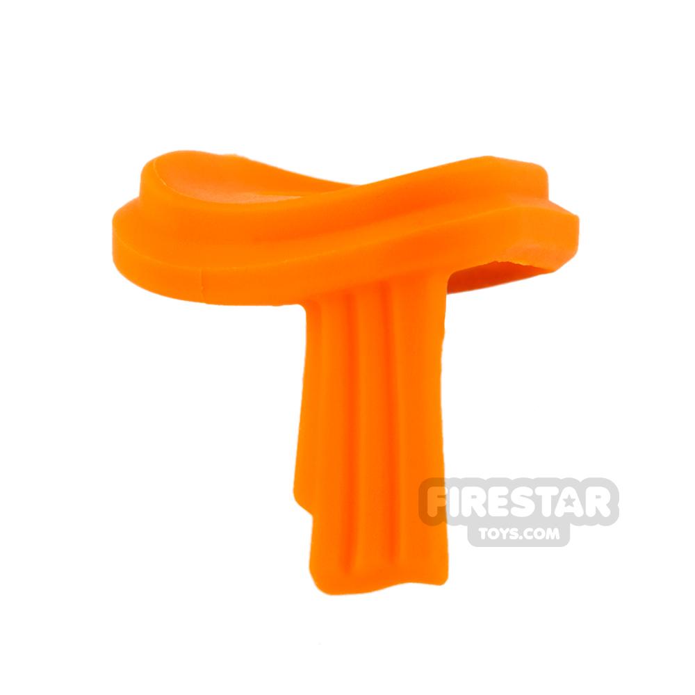 LEGO - Wrapped Scarf - Orange