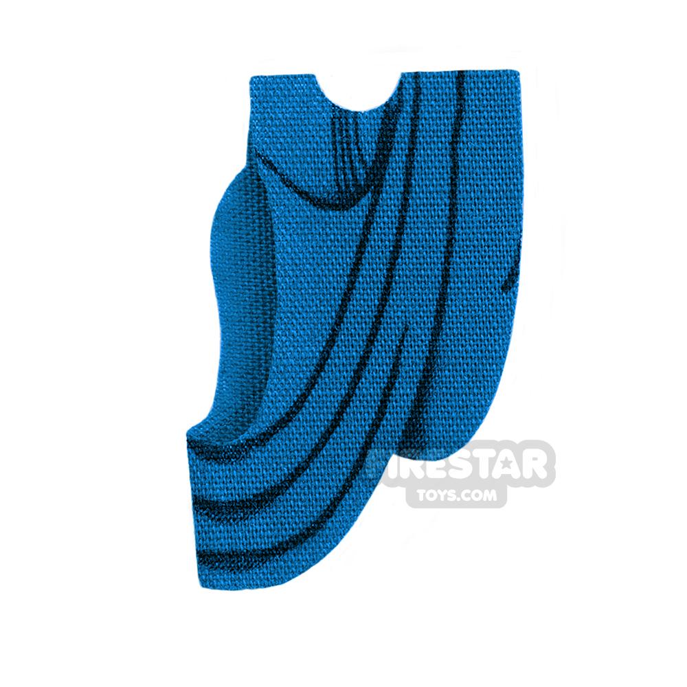 Custom Design Cape - Toga - Blue
