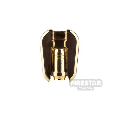 Clone Army Customs - Commander Jet Pack - Chrome Gold
