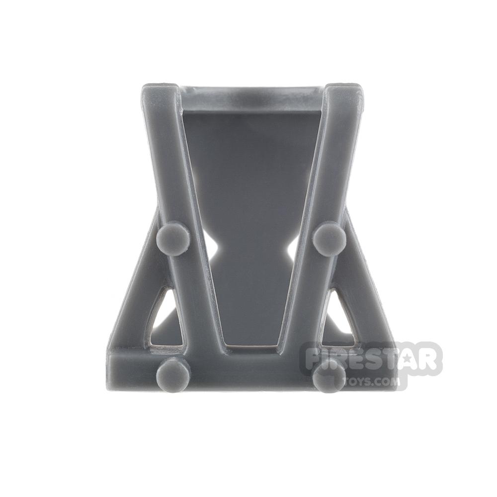 BrickForge - Field Suspenders - Dark Blueish Gray - RIGGED System