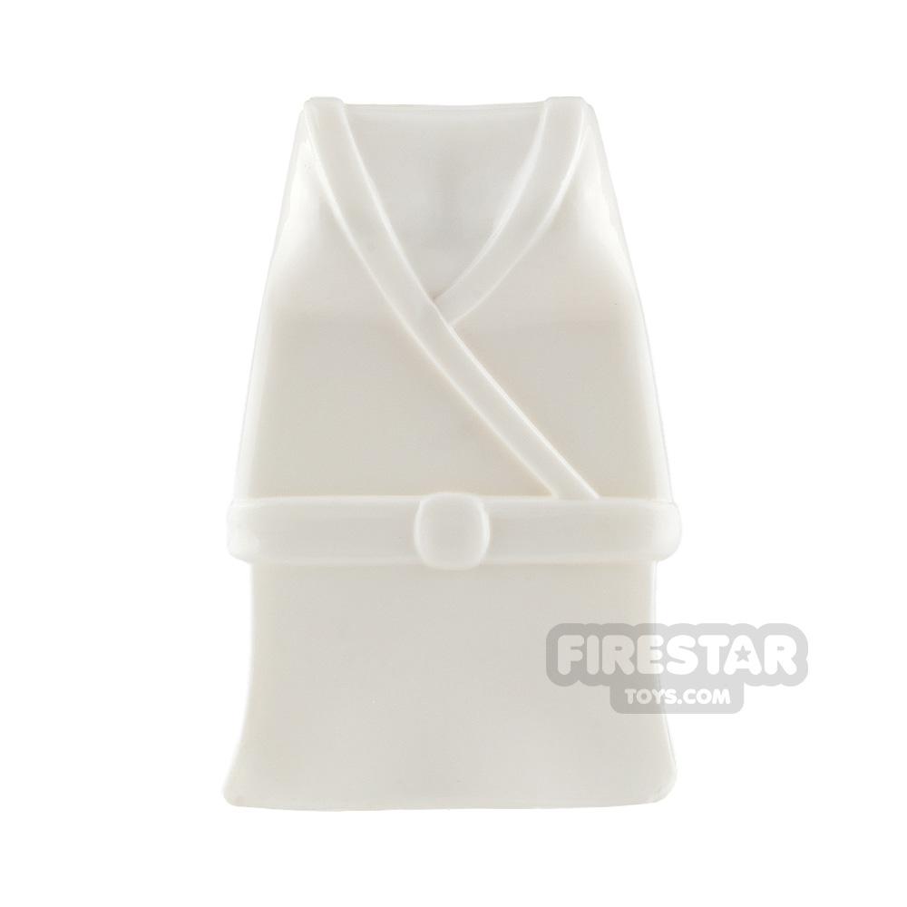 BrickTW - Chinese Female Civillian Clothing - White