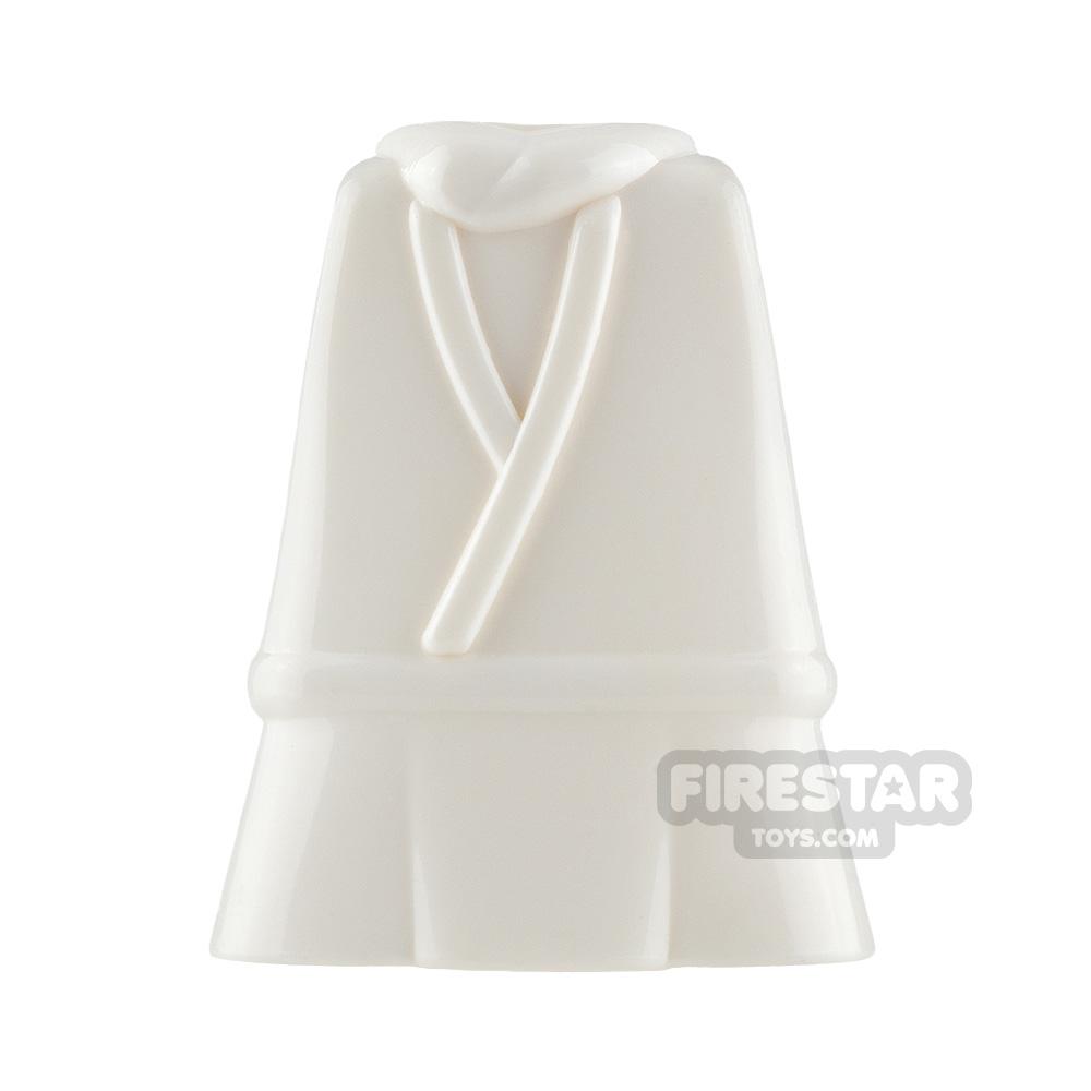 BrickTW - Chinese Male Civillian Clothing - White