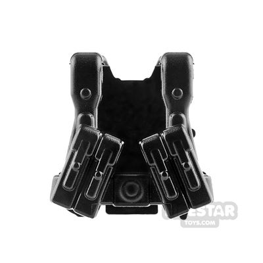 Brickarms - WW2 German Ranger - Black