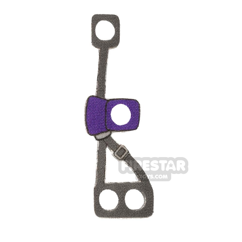 Custom Design Armour Recon Purple