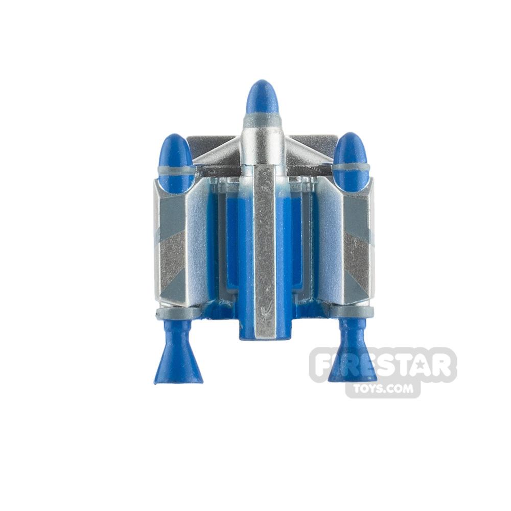 Clone Army Customs Trooper Jet Pack Blue Print