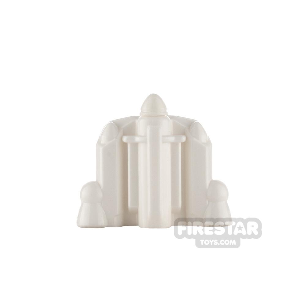 Arealight - White Warhead Jet Pack