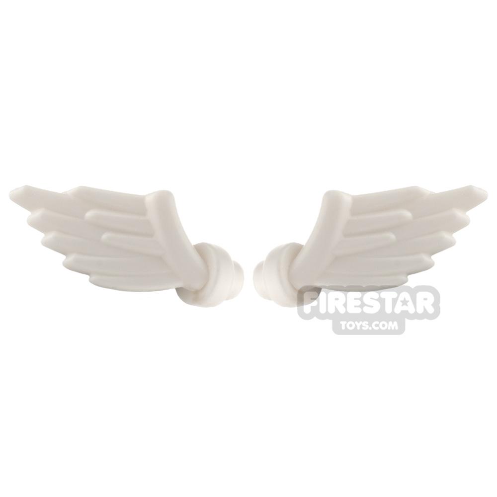 BrickWarriors - Boot Wings - Pair