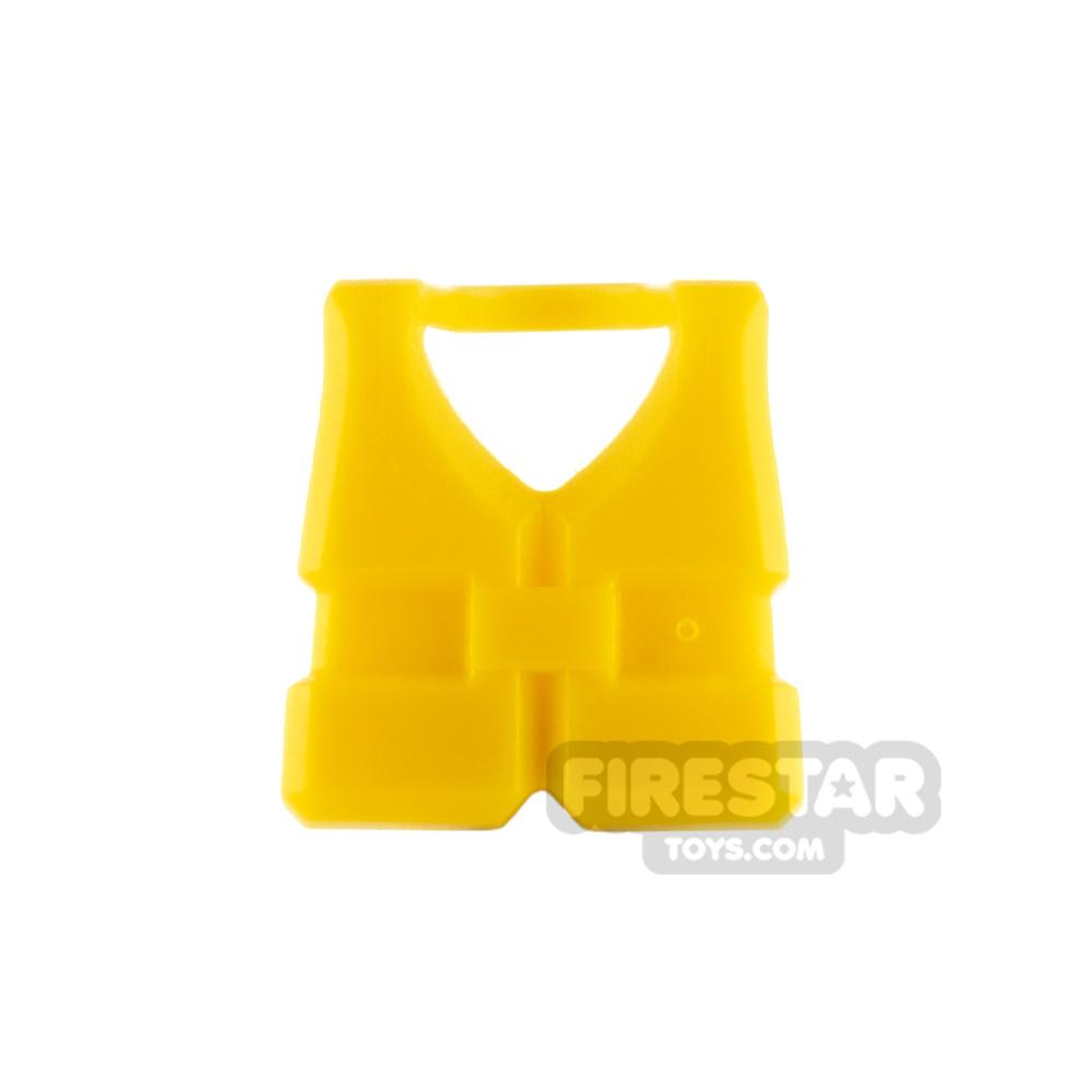 LEGO - Life Jacket - Yellow