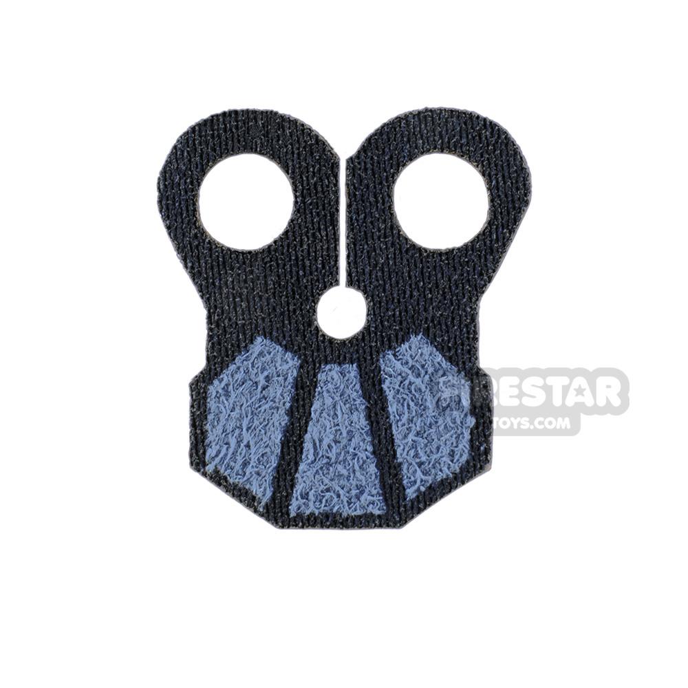 Custom Design - Commander Pauldron Armour - Blue