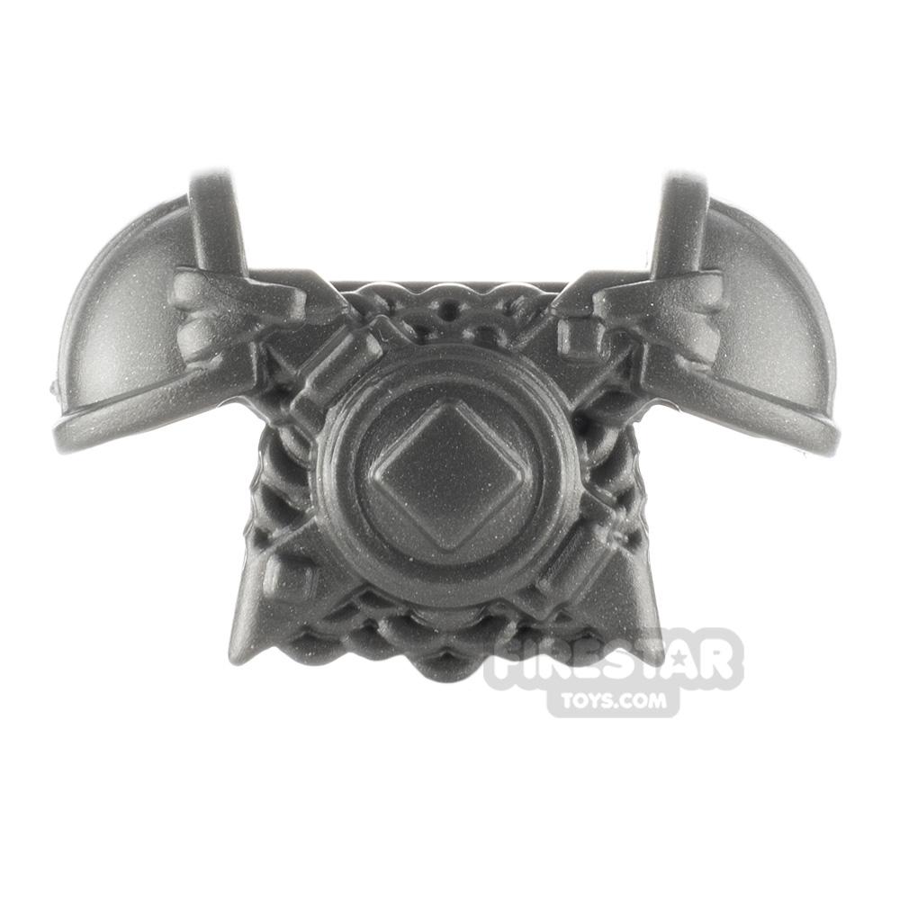 BrickWarriors - Viking Armour - Steel