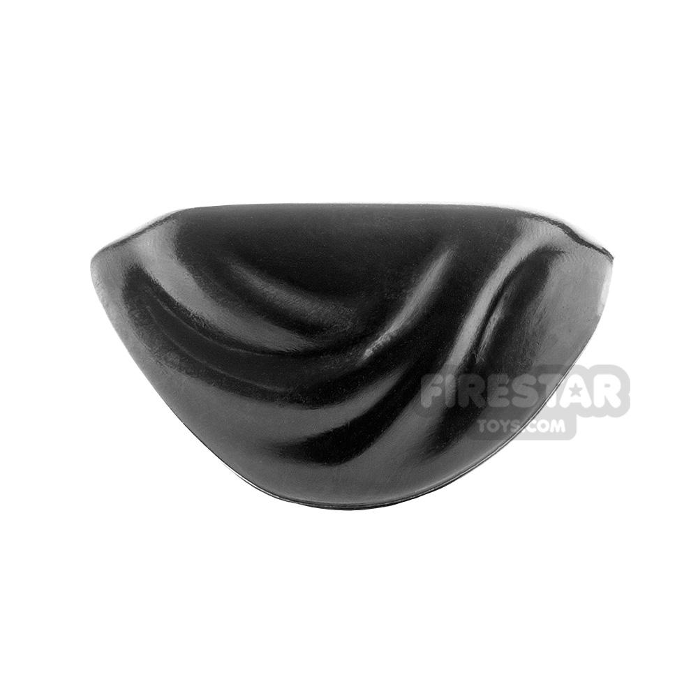 Arealight - Shawl - Black Flexible Plastic