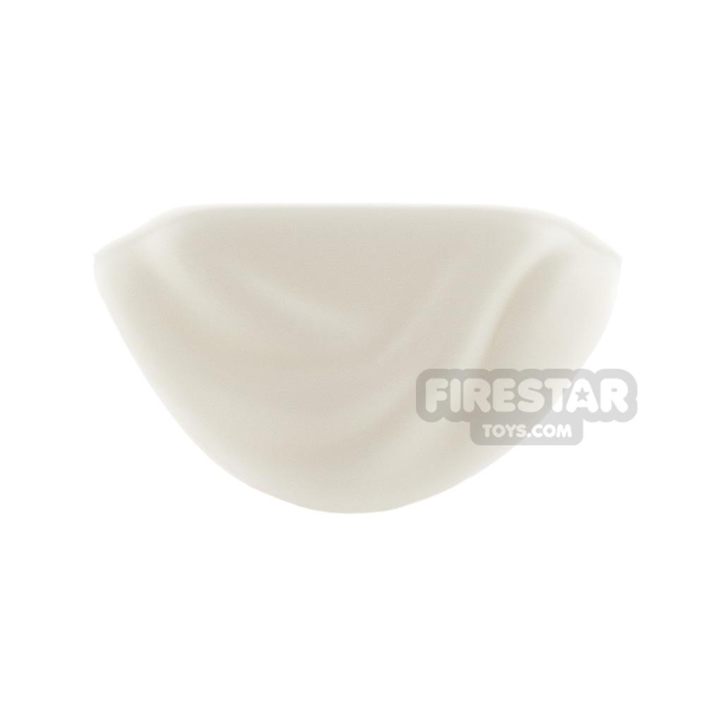 Arealight - Shawl - White Flexible Plastic