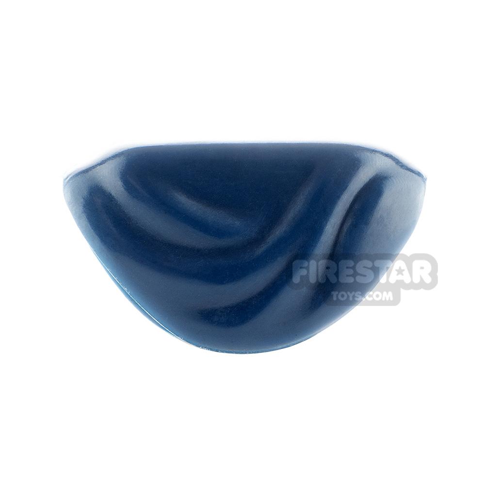 Arealight - Shawl - Dark Blue Flexible Plastic