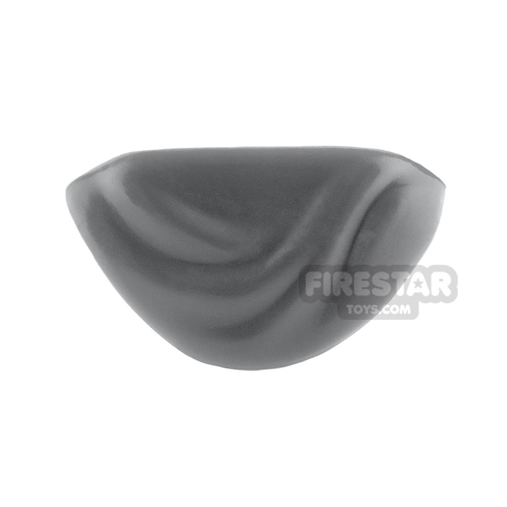 Arealight - Shawl - Dark Gray Flexible Plastic