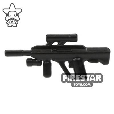 Brickarms - ABR Battle Rifle - Black