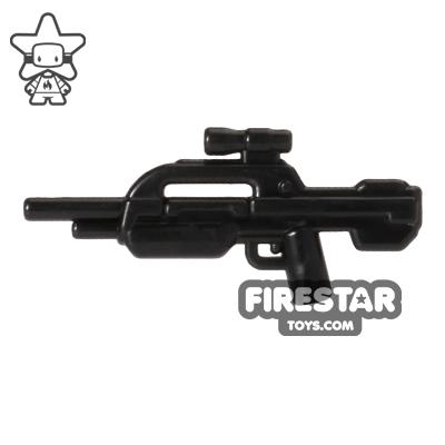 Brickarms - XBR3 Battle Rifle 3 - Black
