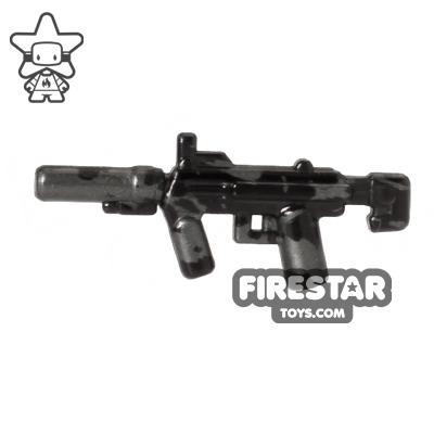 Brickarms - XM7s Suppressed - Gunmetal Tiger Camo