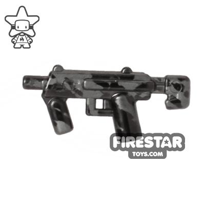 Brickarms - XM7 - Gunmetal Tiger Camo