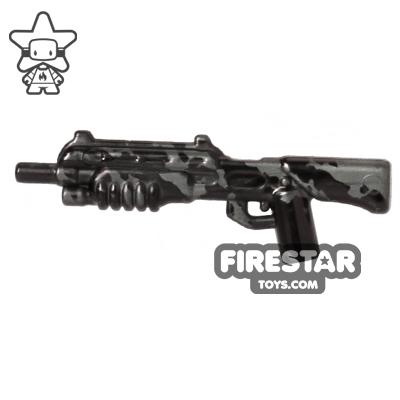 Brickarms - XMS Magnum Shotgun - Gunmetal Tiger Camo