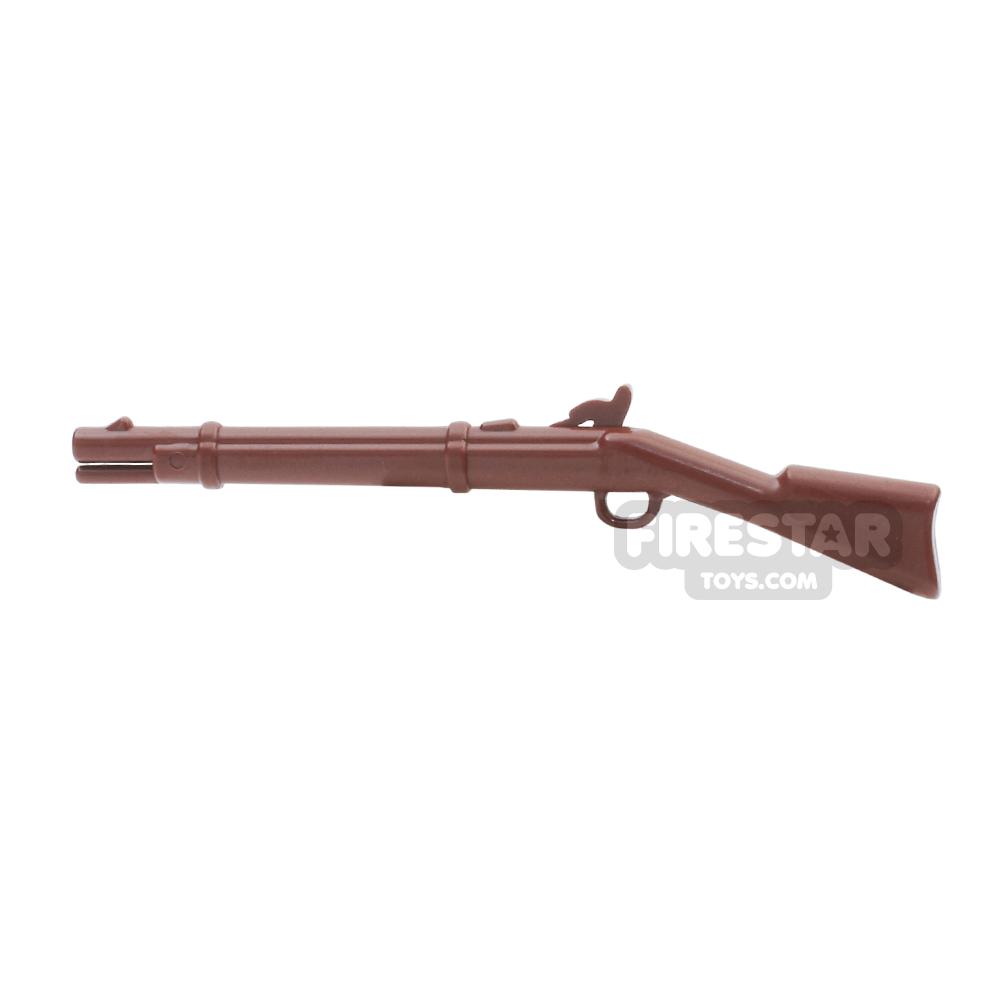 Brickarms - Caplock Musket - Brown