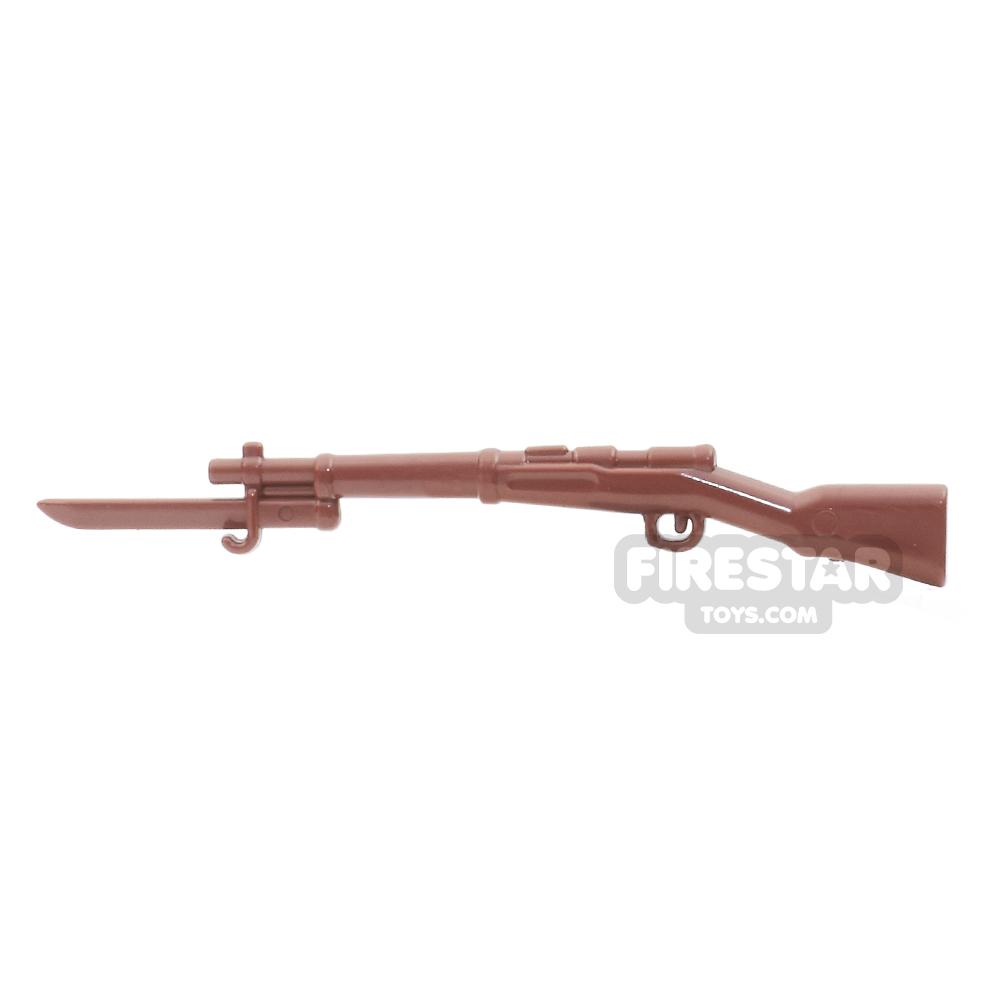 Brickarms - Arisaka Bayonet - Brown