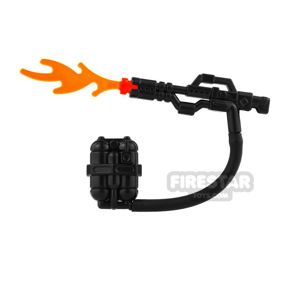 Brickarms - D93 Incinerator - Black