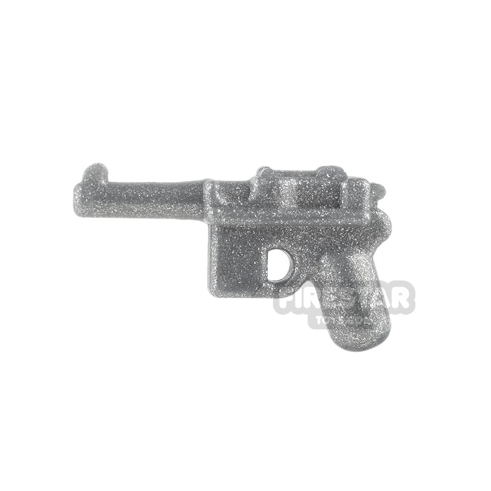 Brickarms - C96 Broomhandle - Silver