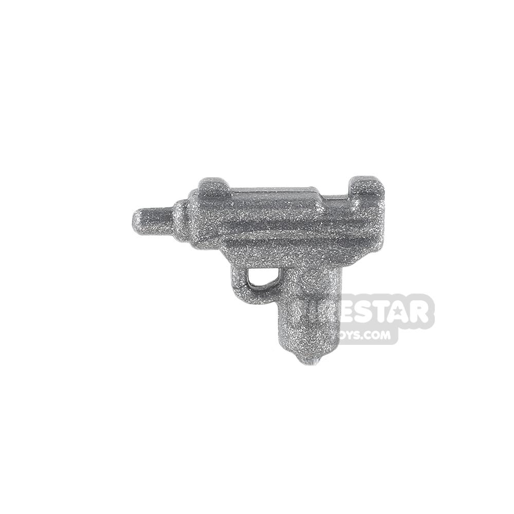 Brickarms - Micro SMG - Silver