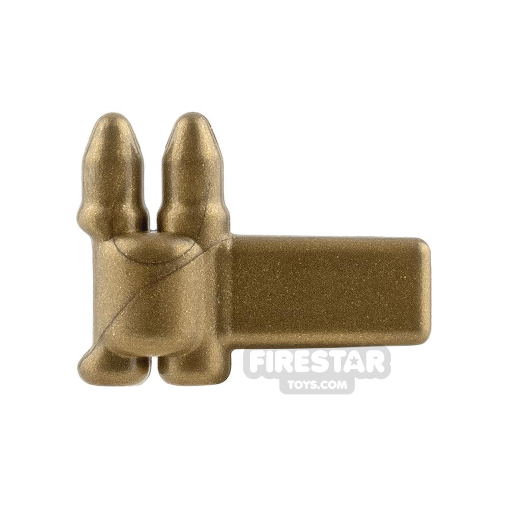 Brickarms - Ammo Tab - Bronze