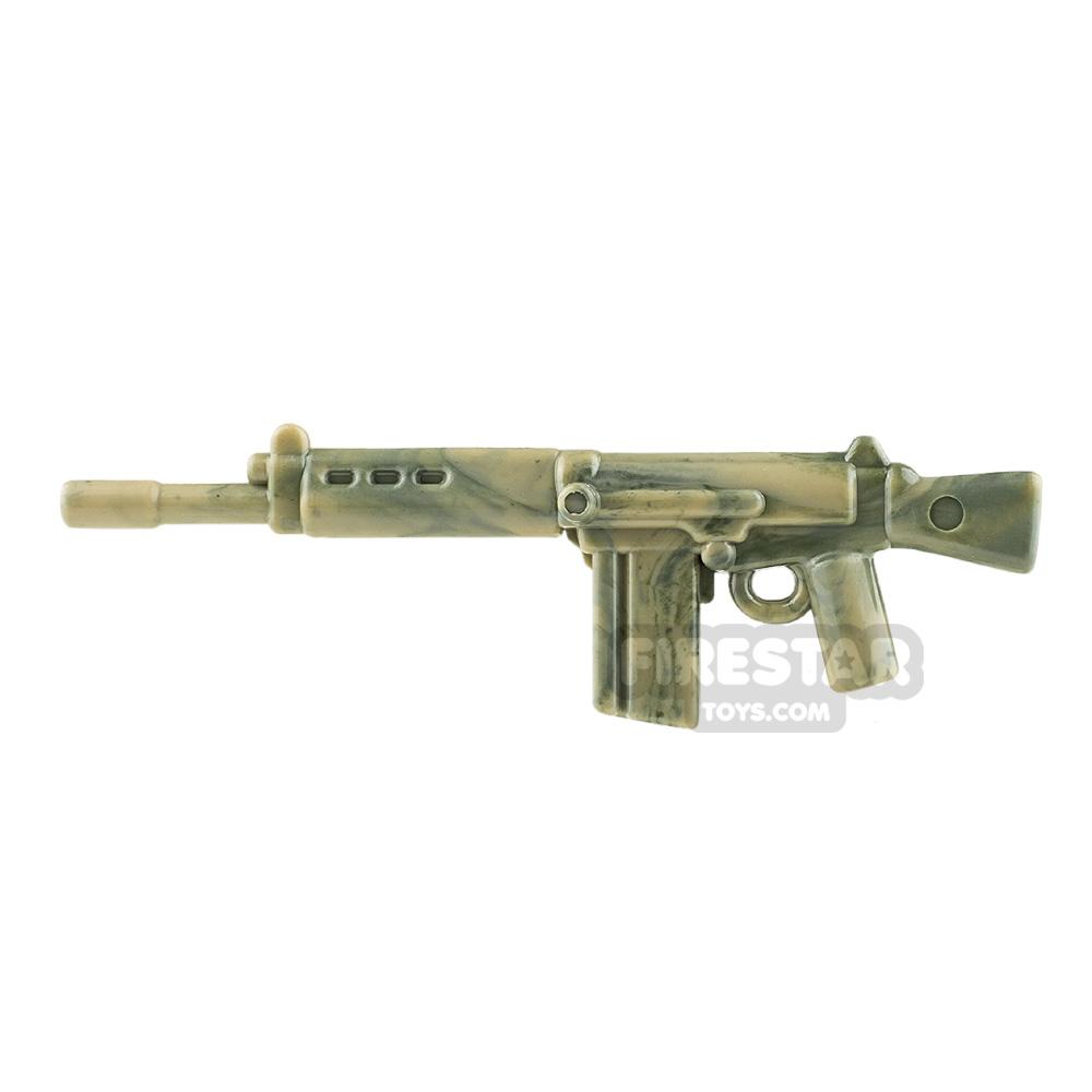 Brickarms Nato Battle Rifle Camo