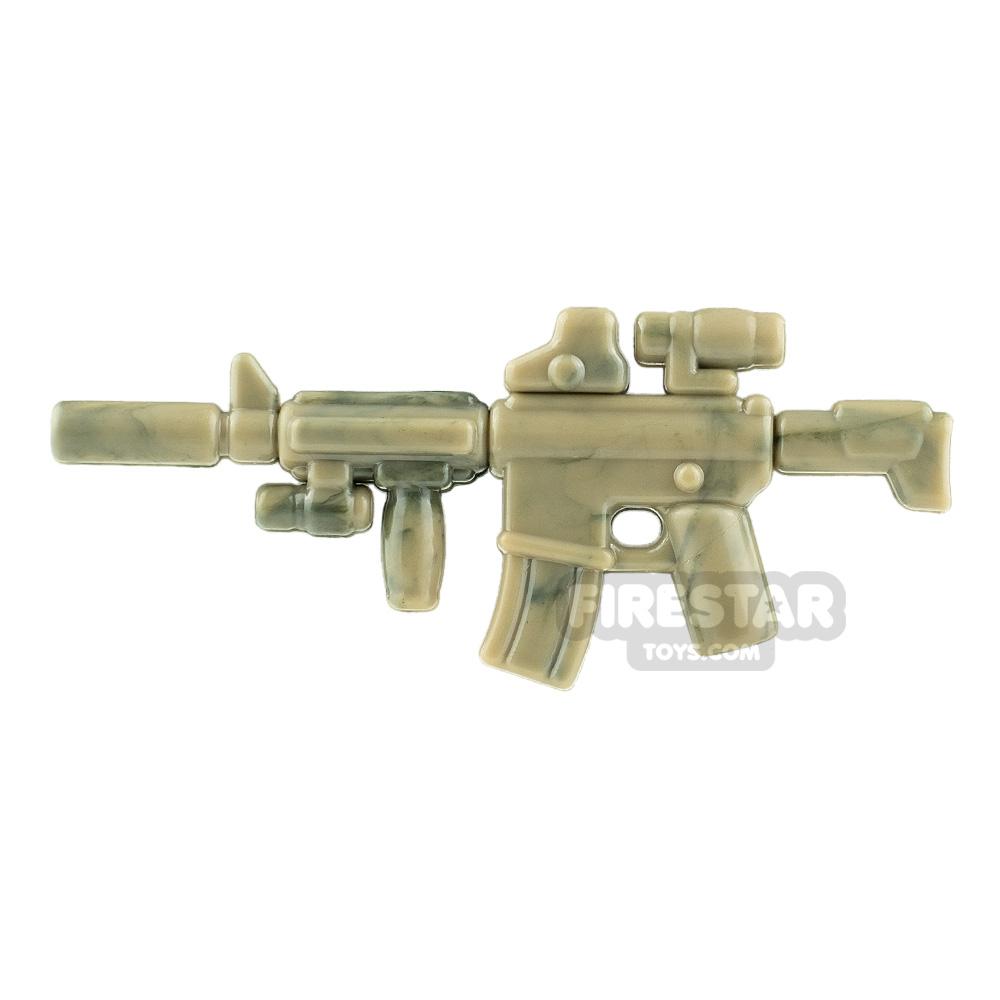 Brickarms M4-TAC Camo