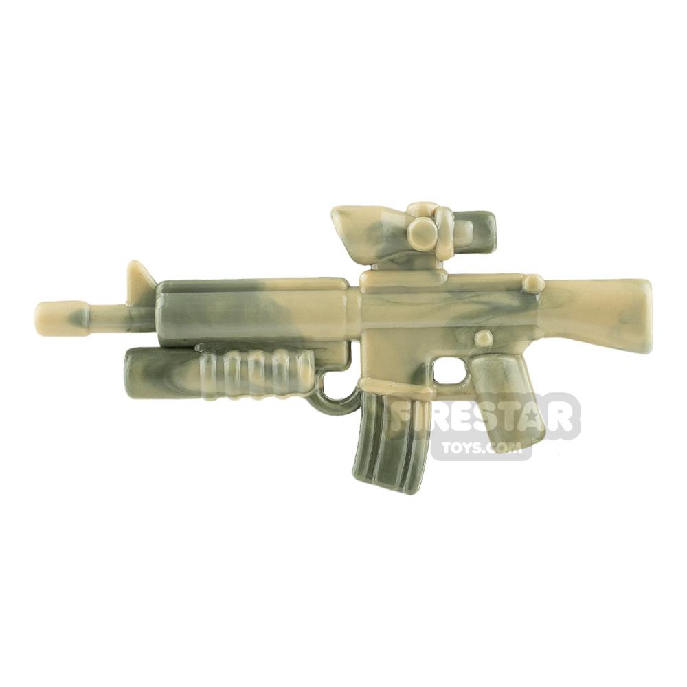 Brickarms M16-AGL Camo