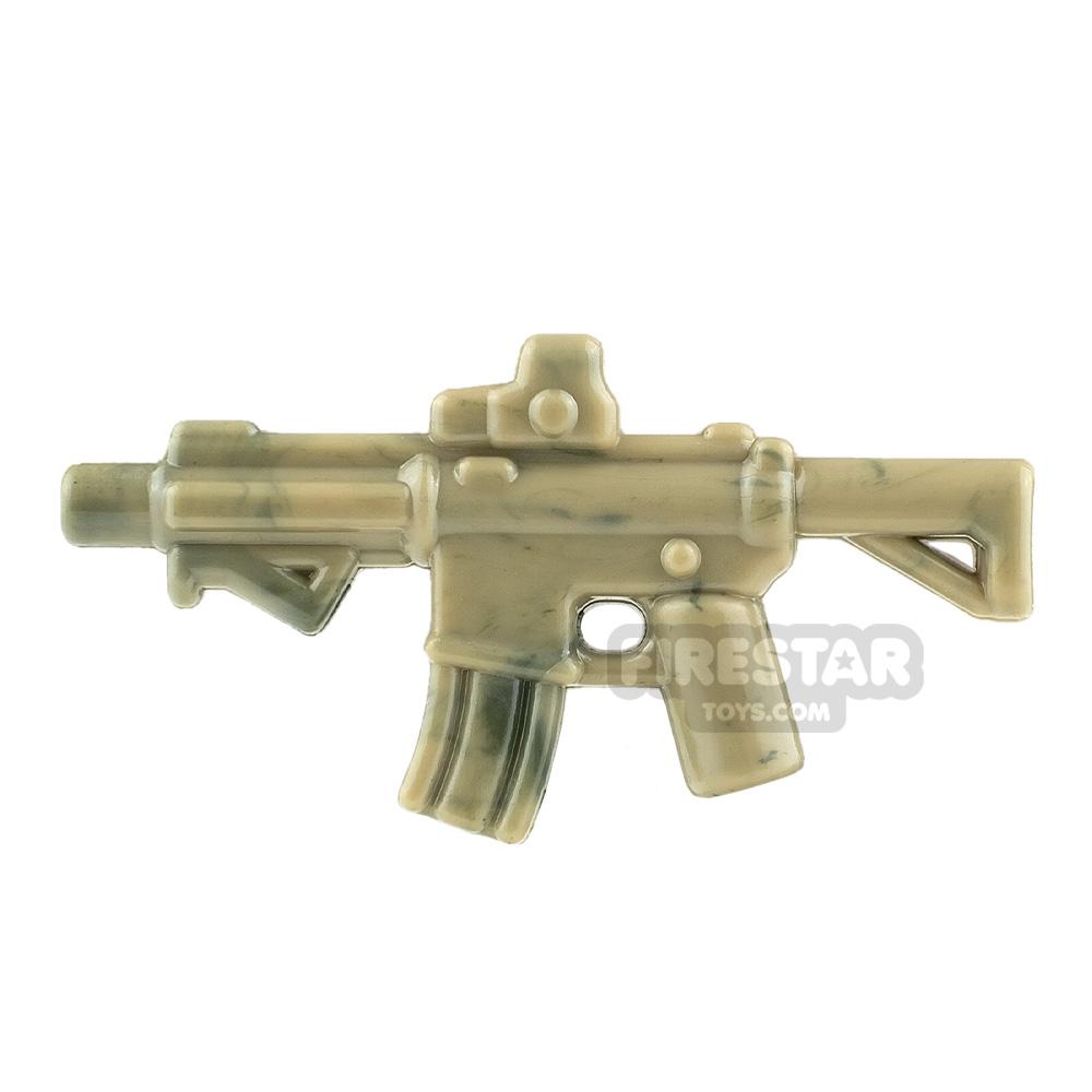 Brickarms M4-SBR Camo