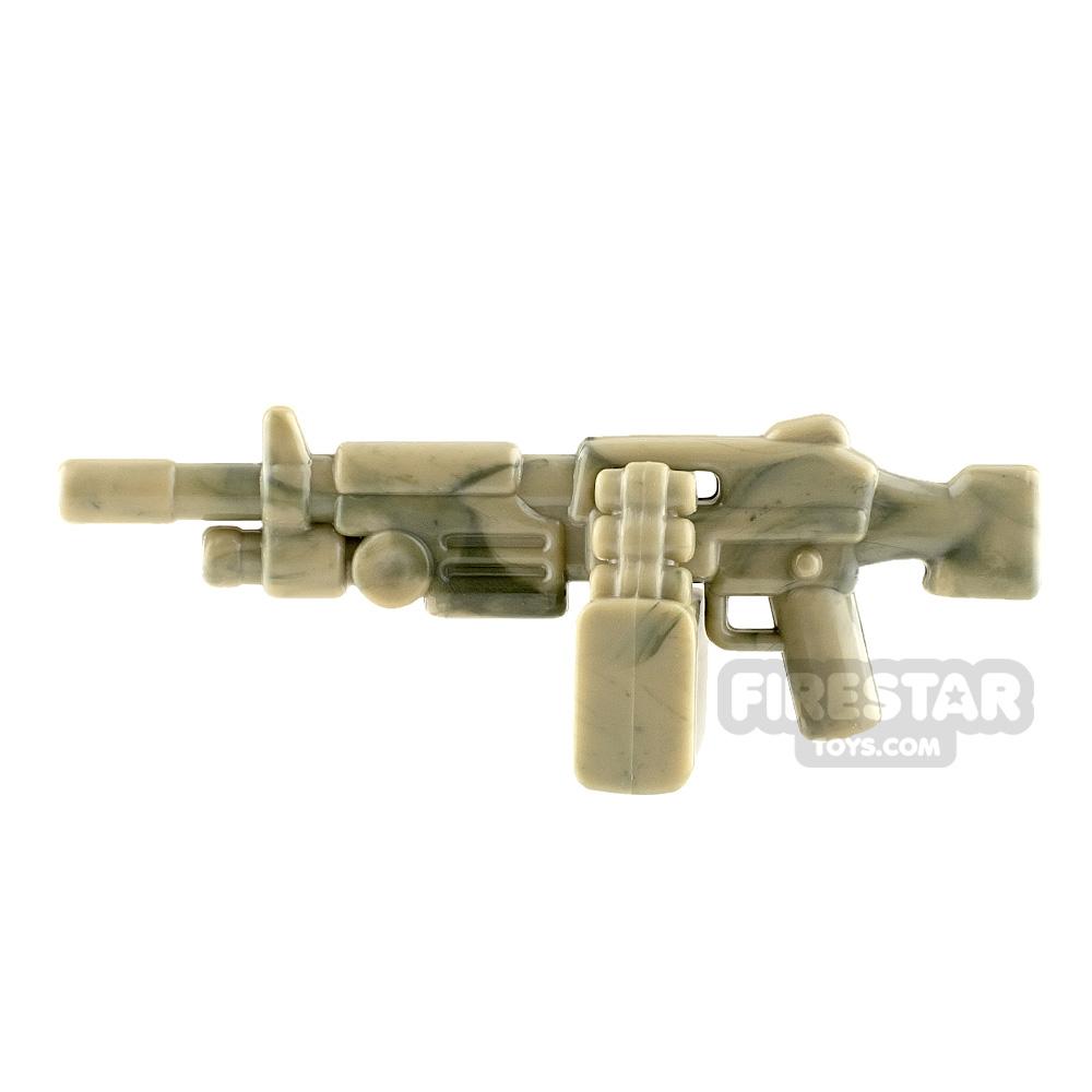 Brickarms M249 Saw Camo