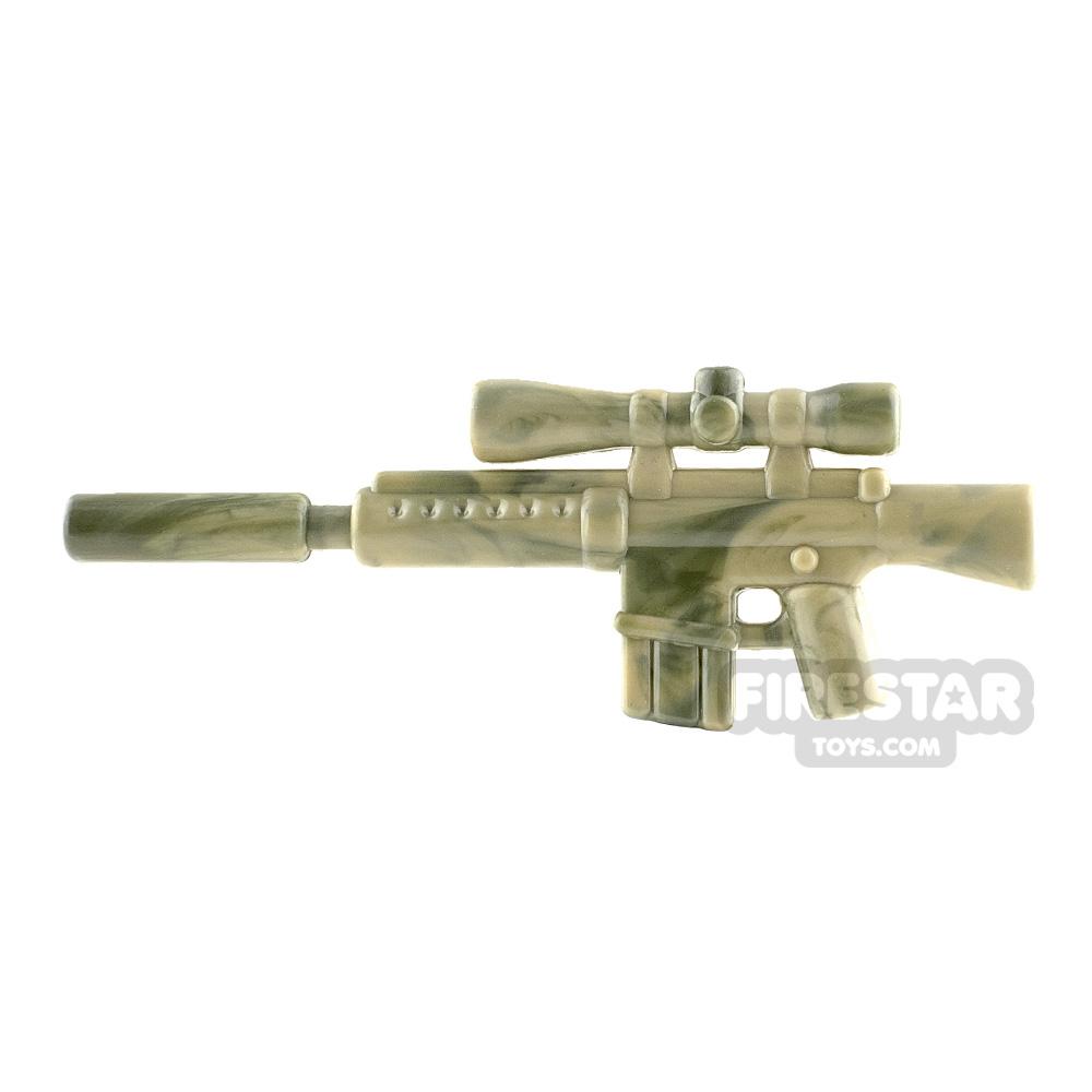 Brickarms M110 SASS Camo