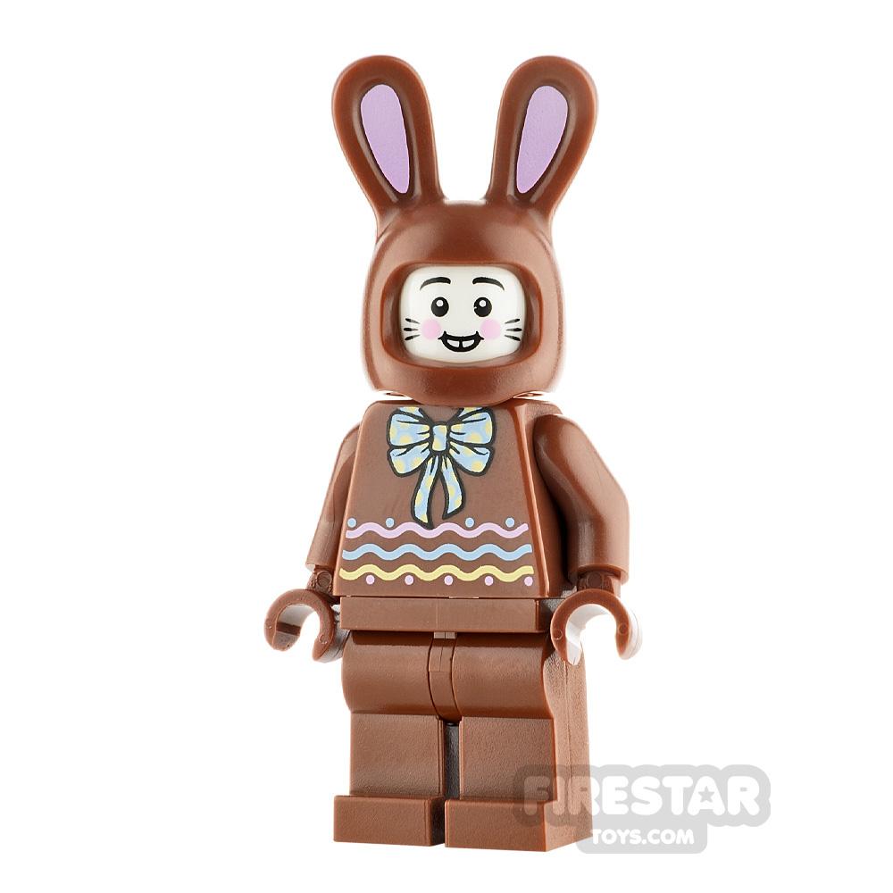LEGO Minifigure Chocolate Bunny