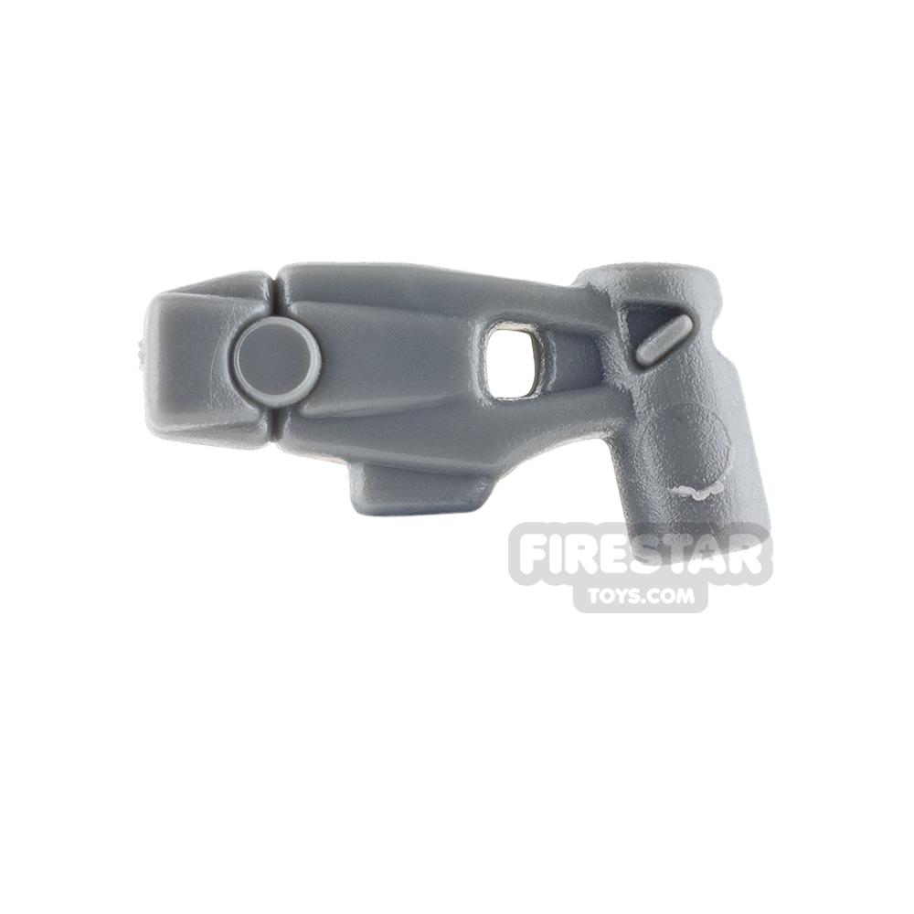 BrickForge - TASE Gun - Dark Blueish Gray