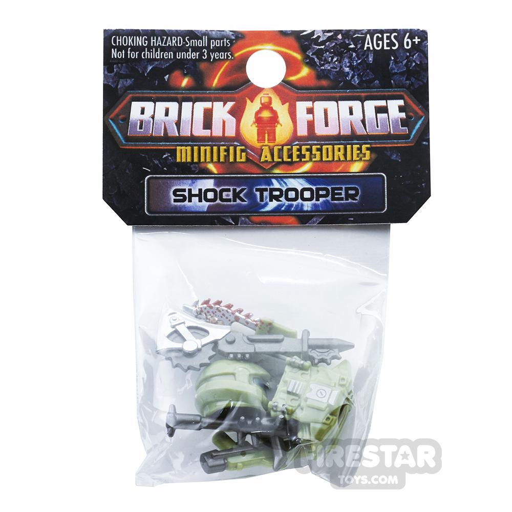 BrickForge Accessory Pack - Shock Trooper - Marine Pilot