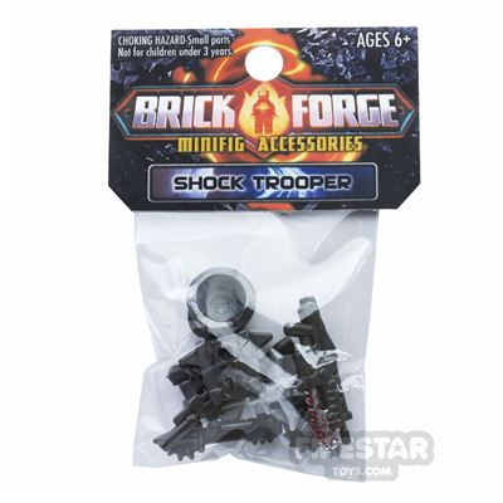BrickForge Accessory Pack - Shock Trooper - Eagle Glide