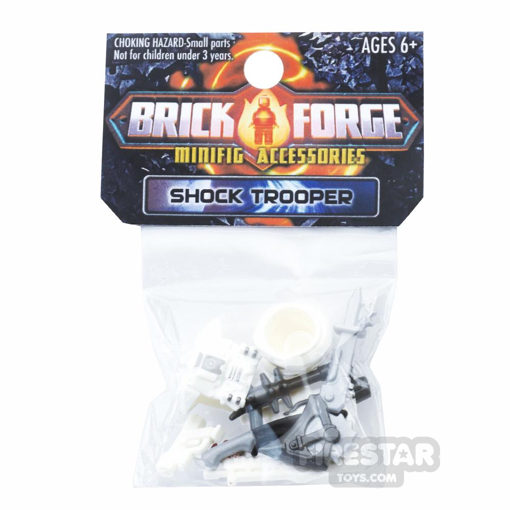 BrickForge Accessory Pack - Shock Trooper - Angelfall