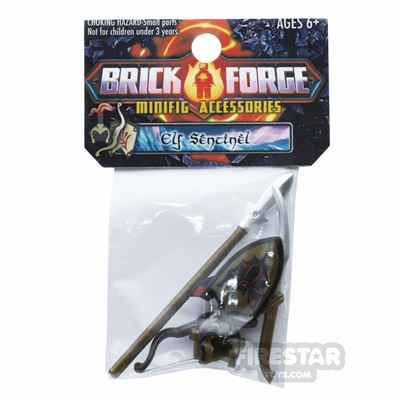 BrickForge Accessory Pack - Elven Sentinel - Twilight Lord