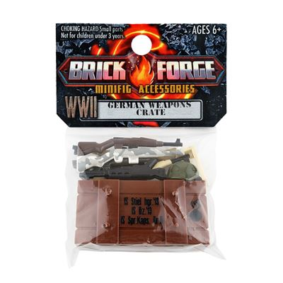 BrickForge Accessory Pack - German Weapons Crate