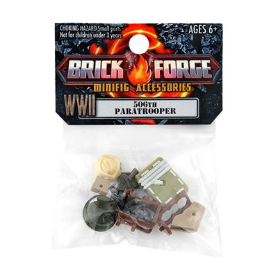 BrickForge Accessory Pack - 506th Paratrooper