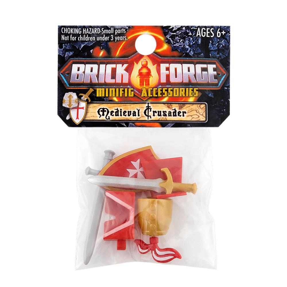 BrickForge Accessory Pack - Medieval Crusader