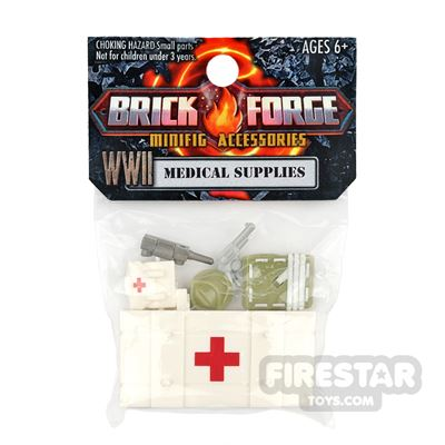BrickForge Accessory Pack - Medical Supplies